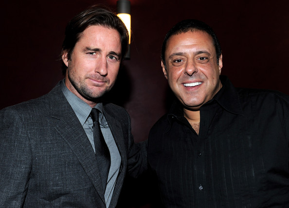 Christopher Mallick Luke Wilson