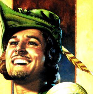 Chris Mallick Is Robin Hood?